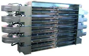 IR-Trockner 40x2kW 11059