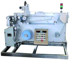1640 Umrollmaschine